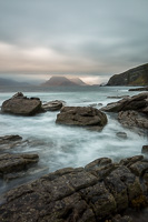 Isle of Sky, Elgol - första morgonen