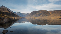 Isle of Sky, en magisk dag vid Loch Coruisk